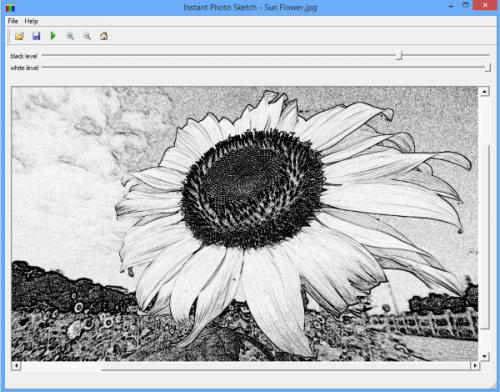 ดาวน์โหลดโปรแกรม InstantPhotoSketch
