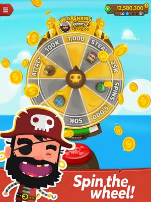 ดาวน์โหลด Pirate Kings