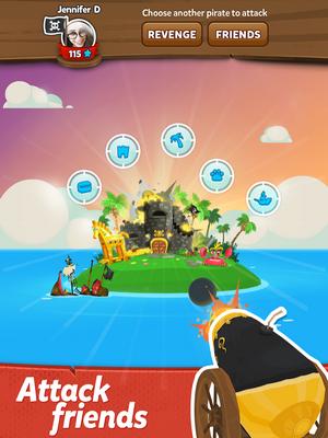 Pirate Kings (App เกมส์ล่าสมบัติ ราชาโจรสลัด) :