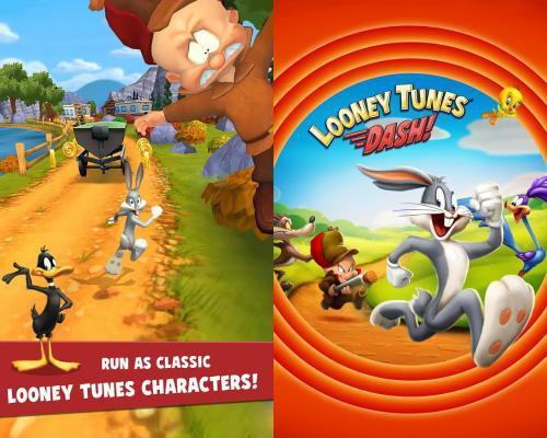โหลดเกมส์ Looney Tunes Dash