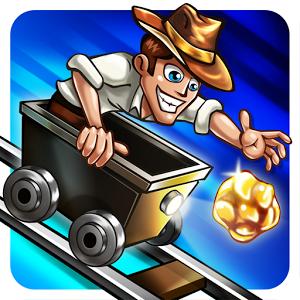 Rail Rush (App เกมส์ตามล่าสมบัติ) :