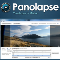 Panolapse (โปรแกรมทำวีดีโอจากภาพแบบ Time Lapse) :