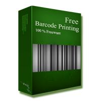 Free Barcode Printing