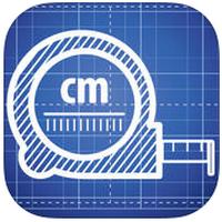 Tape Measure Pro (App ตลับเมตร หาระยะห่างวัตถุ พื้นที่ จากกล้องมือถือ)