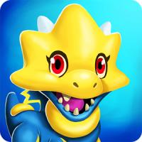 Dragon City (App เกมส์เมืองแห่งมังกร)