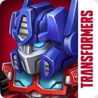 TRANSFORMERS Battle Tactics (App เกมส์หุ่นยนต์ต่อสู้)