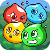 Battle Slimes (App เกมส์ยิงหยดน้ำ)