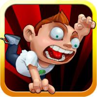 Falling Fred (App เกมส์ดิ่งลงลิฟต์)