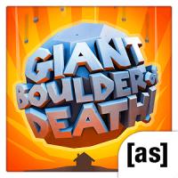 Giant Boulder of Death (App เกมส์กลิ้งหิน)