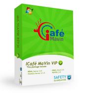 iCafé MaVin (โปรแกรมคุมร้านเน็ต ร้านเกมส์ ระบบ no hdd) :