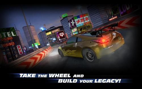 เกมส์แข่งรถเดอะฟาสต์ Fast Furious Legacy