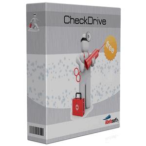 CheckDrive (โปรแกรมเช็คสุขภาพ HDD ซ่อมฮาร์ดดิสก์ ฟรี) :
