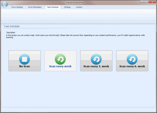 โปรแกรมเช็คสุขภาพฮาร์ดดิสก์ ซ่อมฮาร์ดดิสก์ CheckDrive