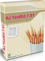 RJ TextEd (โปรแกรม RJ TextEd โปรแกรมเขียนโค้ดครอบจักรวาล) :