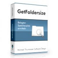 GetFolderSize (โปรแกรม GetFolderSize ดูขนาดโฟลเดอร์ ละเอียด)