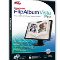 FlipAlbum Vista Pro (โปรแกรมสร้าง อัลบั้มรูปภาพ 3 มิติ)
