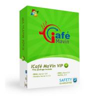 iCafé MaVin (โปรแกรมคุมร้านเน็ต ร้านเกมส์ ระบบ no hdd)