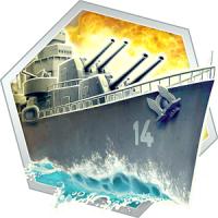 1942 Pacific Front (App เกมส์สงครามทะเล)