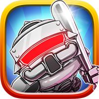 Trouble With Robots (App เกมส์การ์ดแฟนตาซี)