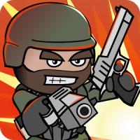 Doodle Army 2 (App เกมส์ยิงทหารจิ๋ว)