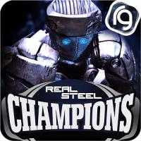 Real Steel Champions (App เกมส์ประกอบหุ่นยนต์)