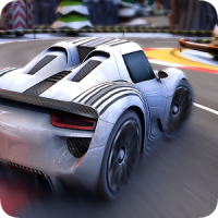 Turbo Wheels (App เกมส์แข่งรถกระป๋อง)