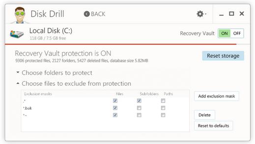 Disk Drill (โปรแกรมกู้ข้อมูลบน Mac และ Windows ฟรี) :