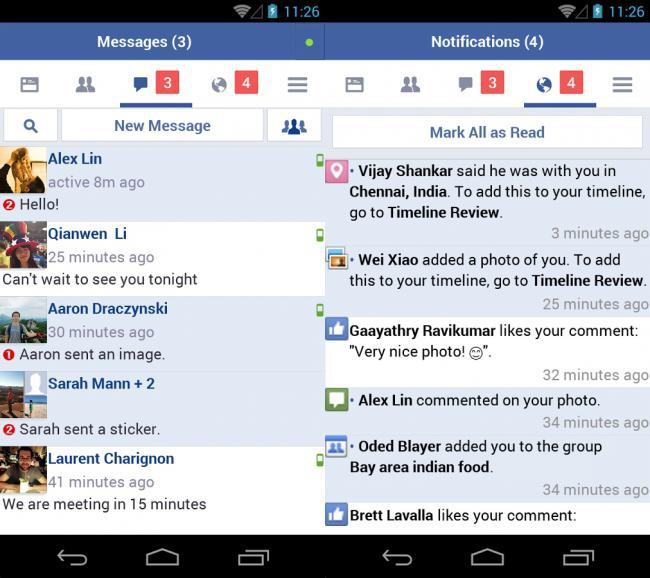 App เล่นเฟสบุ๊ค Facebook Lite