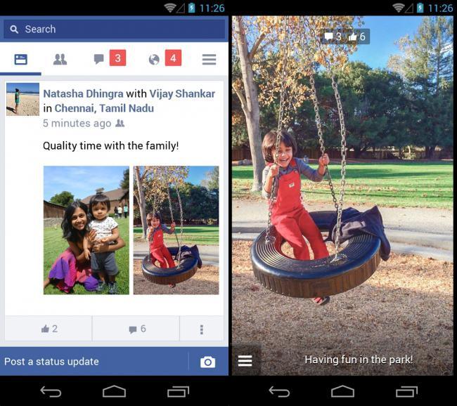 โหลดแอป Facebook Lite