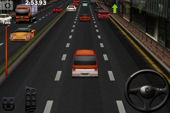 เกมส์ขับรถปลอดภัย Dr Driving