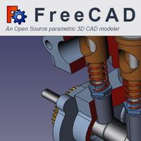 FreeCAD (โปรแกรม FreeCAD ออกแบบวัตถุ 3 มิติ ฟรี)