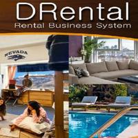 DRental (โปรแกรมหอพัก โปรแกรมอพาร์ทเม้นท์ แผงตลาด รายวัน-รายเดือน)