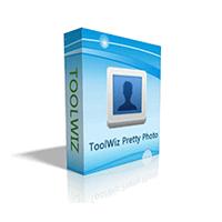 Toolwiz Pretty Photo (โปรแกรม Toolwiz Pretty Photo แต่งรูป สุดแนว)