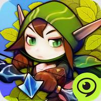Dungeon Link (App เกมส์พัซเซิล RPG อัศวินตะลุยด่าน)