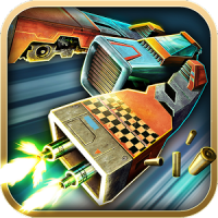 Flashout 2S (App เกมส์ซิ่งเรือรบ)
