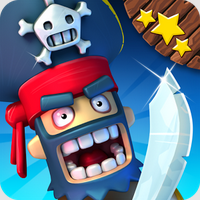 Plunder Pirates (App เกมส์โจรสลัดสร้างเกาะ ถล่มเมือง)