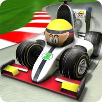 MiniDrivers (App เกมส์นักแข่งตัวจิ๋ว)