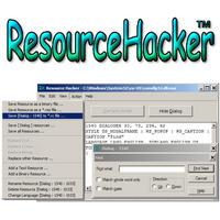 Resource Hacker (โปรแกรมแก้ไขไฟล์ EXE และ RES ง่ายๆ) :