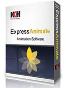 Express Animate (โปรแกรม สร้างวีดีโอ สร้าง Animation ใส่เอฟเฟคให้วีดีโอ) :
