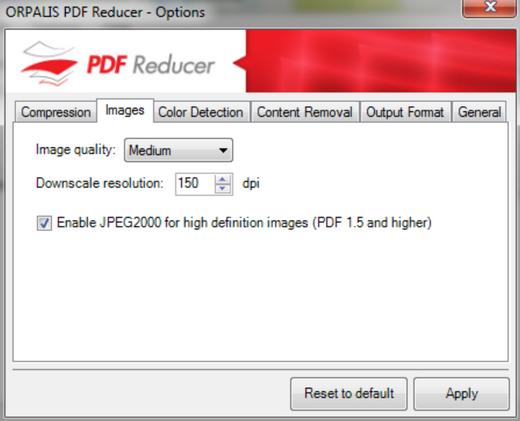 PDF Reducer Free (โปรแกรม PDF Reducer ฟรี ย่อขนาดไฟล์ PDF ) :