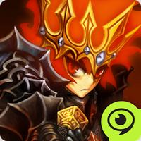 Dragon Blaze (App เกมส์ผู้กล้าอัศวินสไตล์เทิร์นเบส)