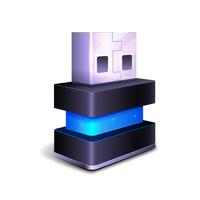 Temple (โปรแกรม Temple ดูรายละเอียดของอุปกรณ์ USB)