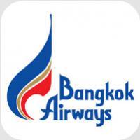 Bangkok Air (App เช็คเที่ยวบิน จองตั๋วเครื่องบิน)