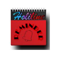 Holiline Reminder (โปรแกรมปฏิทินแจ้งเตือน ฟรี)