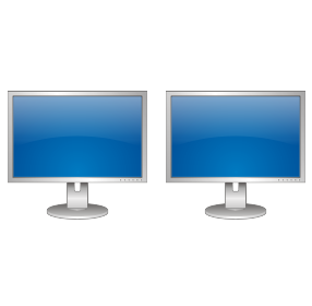 Dual Monitor Tools (โปรแกรมควบคุม 2 หน้าจอคอมพิวเตอร์) :