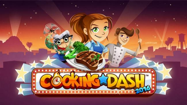 ดาวน์โหลด Cooking Dash 2016