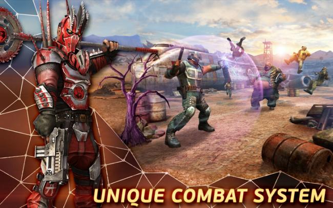 เกมส์สงครามอวกาศ Evolution Battle for Utopia