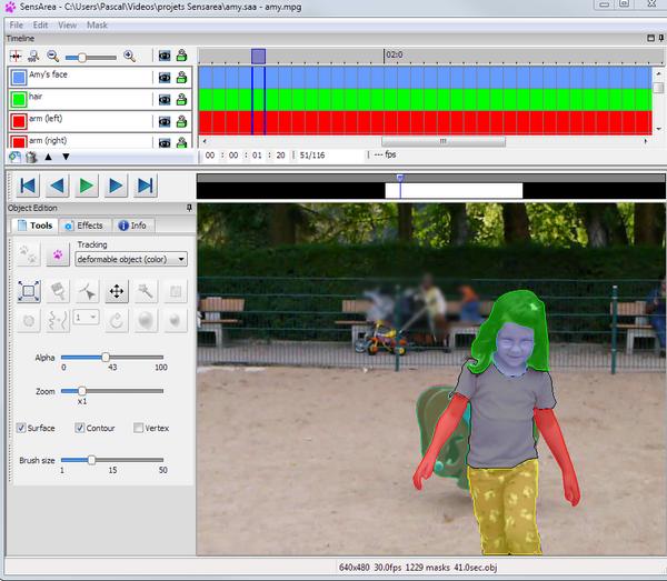โปรแกรมตัดต่อวีดีโอสุดเจ๋ง Senasarea
