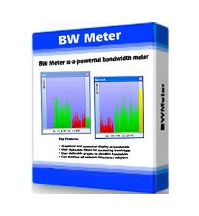 BW Meter (โปรแกรม Bandwidth Meter ควบคุม ดูแล Bandwidth) :