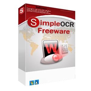 SimpleOCR (โปรแกรม SimpleOCR แยกข้อความออกจากรูปภาพ) :